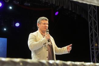 Олег Тактаров оценил казанскую бойцовскую лигу Tatfight