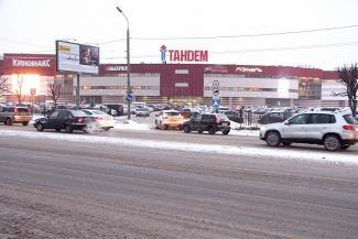 У казанского «Тандема» по утрам не парковаться!