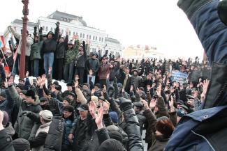 Москва разрешила казанцам протестовать на площади Свободы