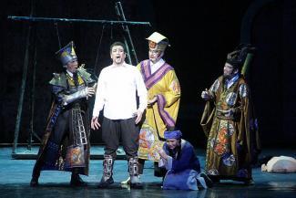 И царь, красивый как Киркоров: в Казани завершается Шаляпинский фестиваль
