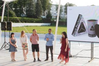 Озеро с гнильцой и Black Pochmak: в Казани презентовали бренд парка «Черное озеро»