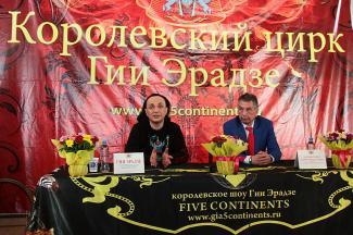 В Казань приехал цирк, который любят Анастасия Волочкова и Андрей Малахов
