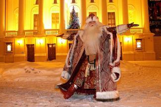 Казанский Мороз-воевода: «Никаких джинсов под шубой!..»