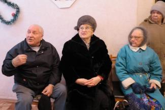 К жителям казанского поселка врач на дом бесплатно не ходит