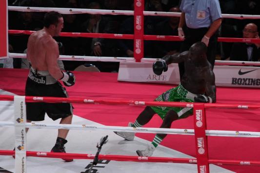 Казань побывала столицей бокса