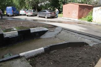 Гаражи инвалидов в Казани приравняли к незаконным ларькам