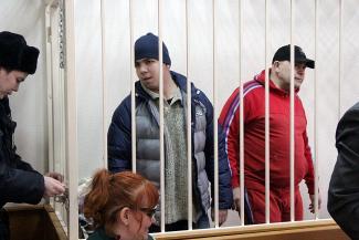 Казанские «санитары магазинов» ждут приговора: «Судите нас по совести»