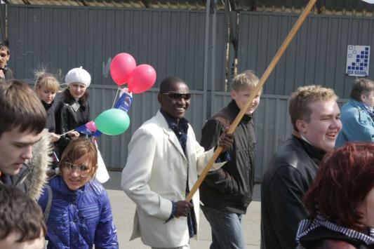 Первомай в Казани: шесть митингов и три шествия