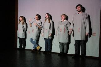 Пять индивидов в твоей голове: казанский креативный театр поехал покорять столицу