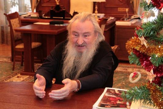 Митрополит Татарстанский Феофан: «Мы, русские люди, сами виноваты в том, что происходит...»
