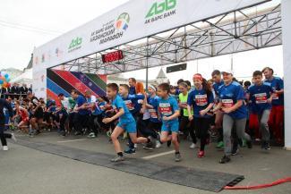 Татьяна Арясова вновь выиграла Казанский марафон