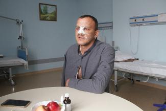 Казанские хирурги сотворили пациенту нос из ребра