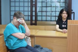 Аффекта не было: в Казани отправили в колонию мать, которая задушила пьяницу-дочь