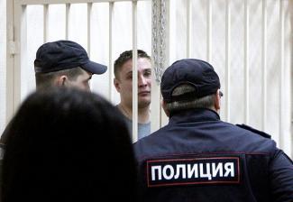 В Казани лихач на «Мазде», угробивший пешехода, расплакался в суде