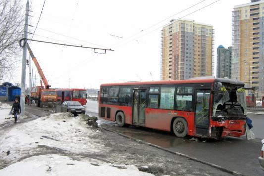 Уголовное дело - не гарантия безопасности в автобусе