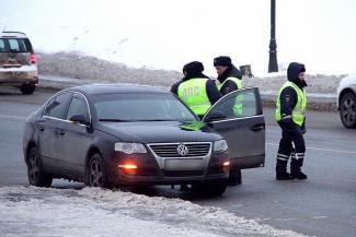 Прочь с дороги: на улицах Казани убавится гаишников