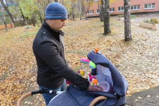 В Татарстане отцы пошли в декрет