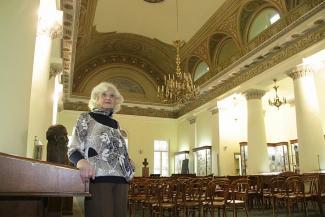 Стелла Писарева: «Я ушла из Казанского университета, но осталась в нем сердцем»