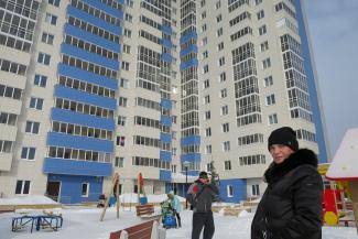 Соципотечники с окраины Казани поехали к Путину просить школу
