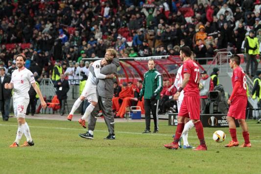«Ливерпуль» лишил «Рубин» шансов