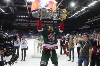 «Ак Барс» - чемпион: казанские хоккеисты выиграли третий Кубок Гагарина