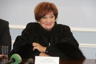 Тамара Синявская: «Я никогда не называла Магомаева «Мусиком»