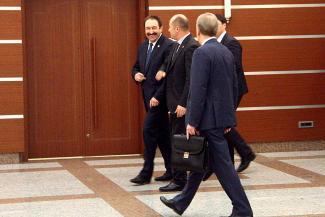 Рустам Минниханов о новом премьер-министре Татарстана: «Лучшего мы пока не имеем»
