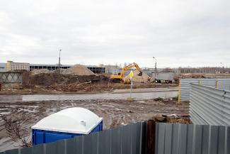 Кто больше: в Казани бывший корпус КМПО превращают в гигантский торговый центр