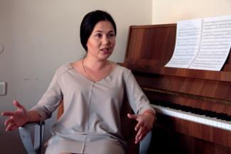 Солистка Казанской оперы Гульнора Гатина: «Я устала умирать каждый день!»
