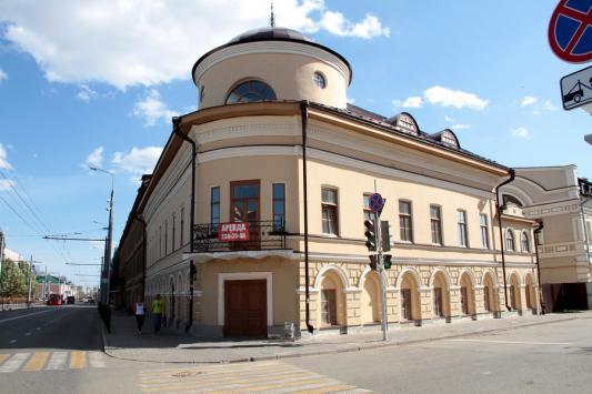 Попытка номер три: в Казани снова продается дом Фукса