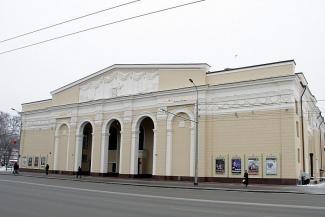 Разворот наоборот: в здании Татарской филармонии хотят поменять местами зад с передом