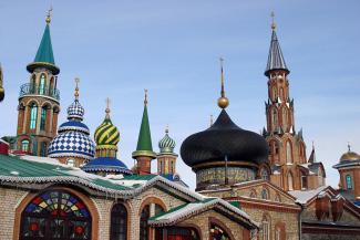 Художник Ильгиз Ханов: «Храма всех религий в Старом Аракчино не будет. Будет Центр толерантности»