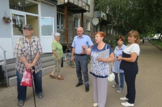 Казанские чиновники и гаишники пообещали вернуть остановку по требованию жителей Жилплощадки