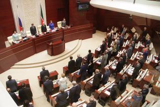 Три министерства и один госкомитет Татарстана послали чесать репу