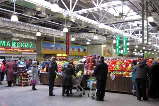 В агропромпарке «Казань» решили бороться с «монополией торговцев»