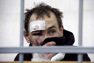 «Я извиниться хочу вааще»: лихач на «БМВ», угробивший полицейского в Казани, пустил слезу в суде