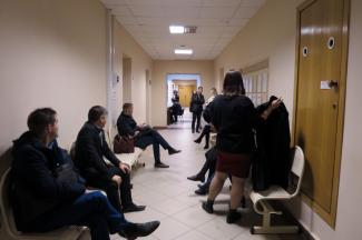 Обвиняемый в создании профессорской ОПГ в Казани Герман Дьяконов сказался больным