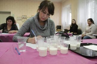 Эксперты в Казани предпочли «Молочную речку» «Просто молоку»