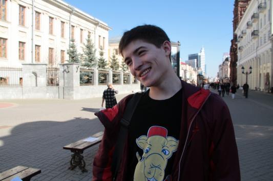 Фото и видео Александра ГЕРАСИМОВА