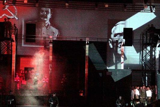 Оперу в Татарстане обвинили в оскорблении чувств верующих в Сталина