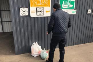 «А сам пакет-то куда?»: казанцы осваивают квест-помойку за 400 тысяч
