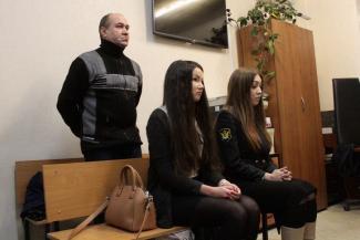 В Казани алиментщика, поколотившего девушку-пристава, осудили на 1,5 года колонии-поселения