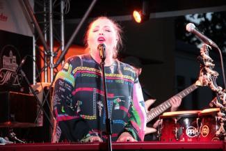 Нино Катамадзе: Я про все свои песни говорю «танец»