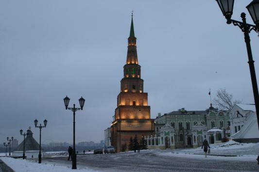 Казань патентует новый бренд