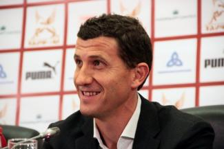Новый главный тренер «Рубина» Хавьер Грасия: «Постараюсь быстрее овладеть русским»