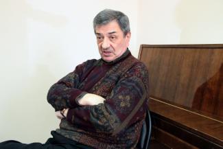 Хореограф Андрей Петров: «В моем спектакле три смерти»