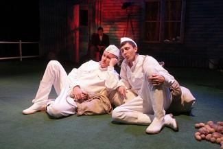 В Камаловском театре танцуют вальс мертвецов