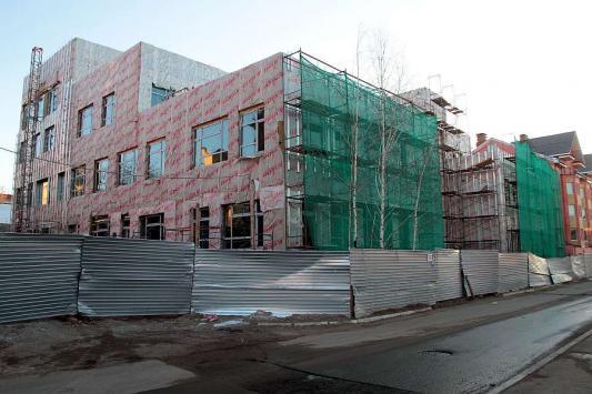 Для кого строят VIP-школу на Федосеевской?