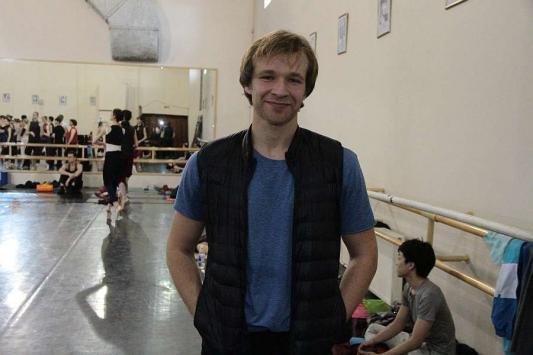 Премьер казанского балета мечтает побывать в Африке