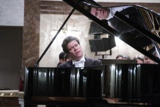 Денис Мацуев в Казани: «Молодые люди на концерте классической музыки - это прорыв»
